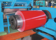 Orange Prepainted Galvanized Steel Coil With Hot Dipping Processe