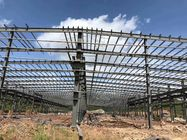 H Beam ASTM Warehouse Steel Structure With Painting